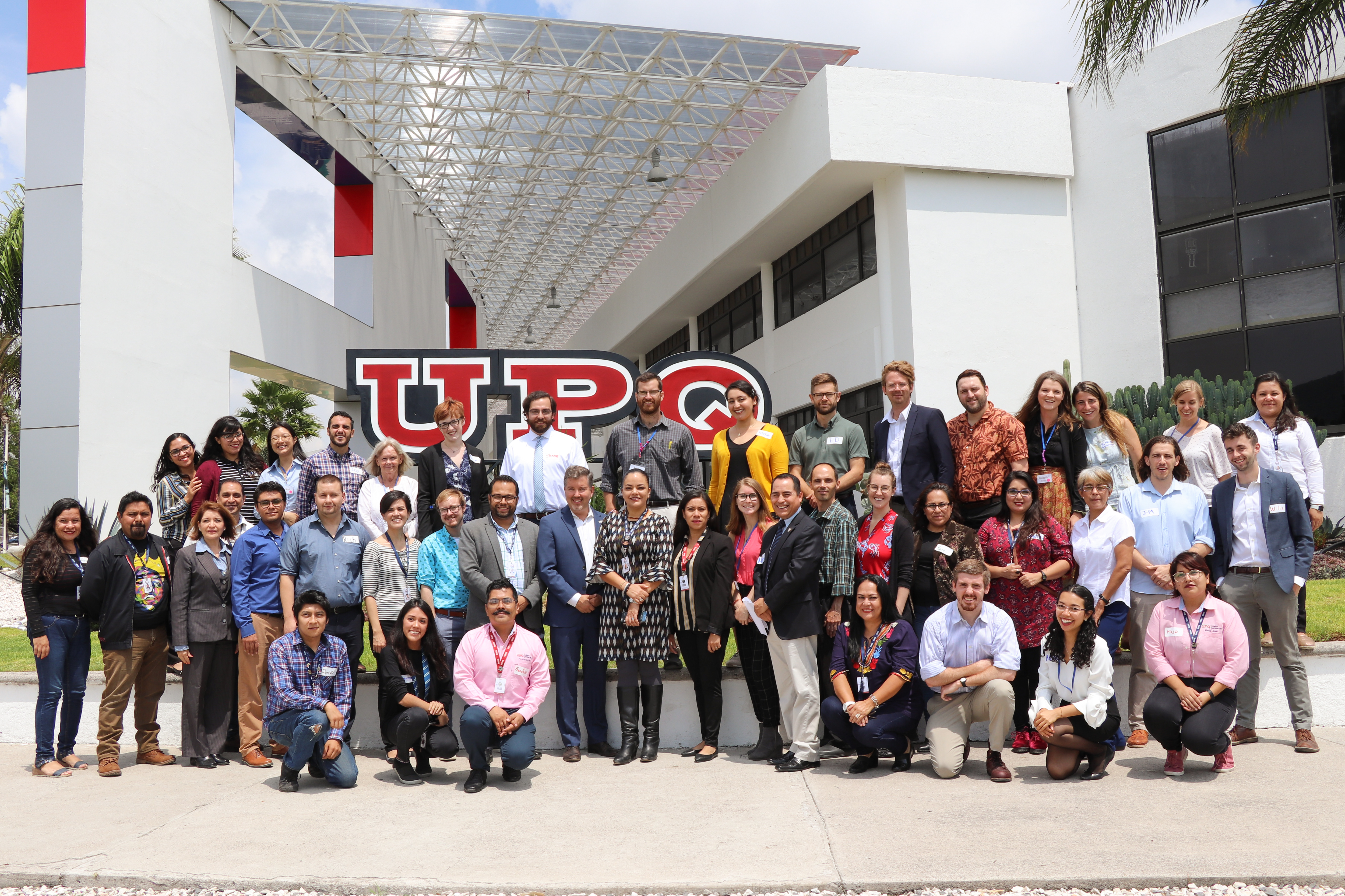 "Inicia Semana ""Team Teaching At Upq"""